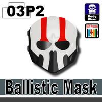 Ballistic Mask Darth Nihilus Printed
