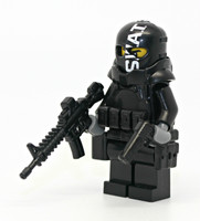 SWAT Armored Assaulter