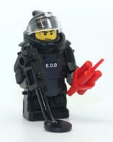 SWAT Bomb Squad EOD Disposal Specialist
