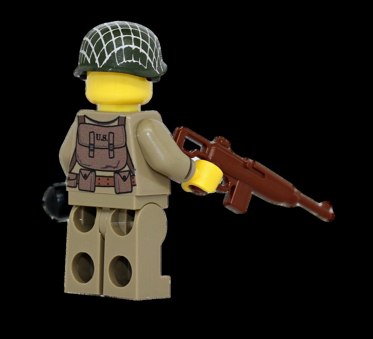 World War 2 US Army 101st Airborne Minifigure