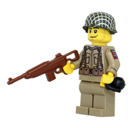 World War 2 US Army 82nd Airborne Minifigure
