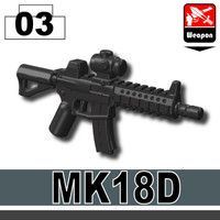 MK18D Assault Rifle