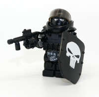 Special Forces Juggernaut Assaulter Skull Shield