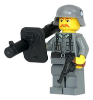 WW2 German Anti-Tank Soldier