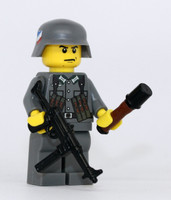 WW2 German MP40 Soldier
