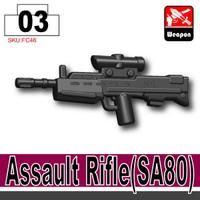 SA80 Rifle