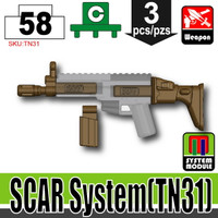 SCAR Attachments DEEP BRONZE