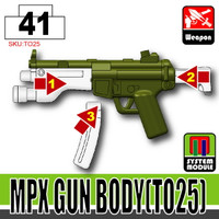 MP5 Receiver TANK GREEN