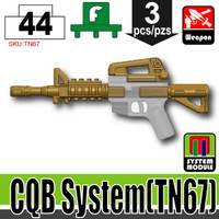 M4 CQB Attachments DARK TAN