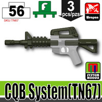 M4 CQB Attachments DEEP GREEN