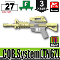 M4 CQB Attachments TAN