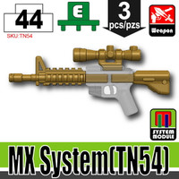 M4 Scoped Attachments DARK TAN