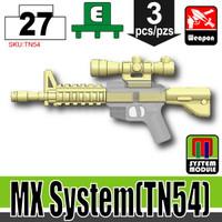 M4 Scoped Attachments TAN