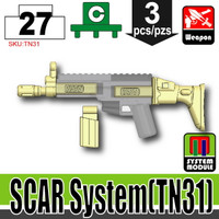 SCAR Attachments TAN
