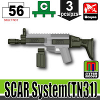 SCAR Attachments DEEP GREEN