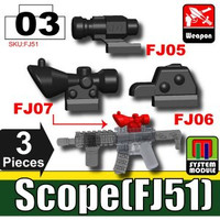 Scope Attachments Black