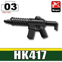 HK417 Assault Rifle