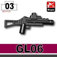 Gas Riot Gun