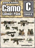 Brickarms Camo Combat Pack Charlie