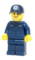US Coast Guard Female