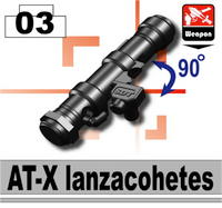 Tow Missle Launcher (Lanzacohetes AT-X)