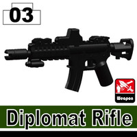 Diplomat Assault Rifle