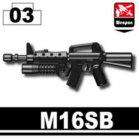 M16SB Assault Rifle