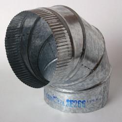 "Metal Ellbow 8"" 24Ga ELLM08-90-24GA"