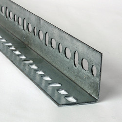 Slotted Angle 11/2X11/2X10
