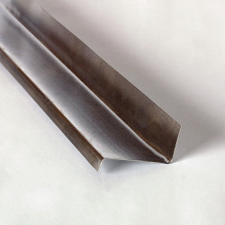 Z Bar Aluminum 1X10Ft
