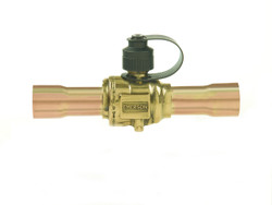 "Ball Valve W/Accs Port 11/8"" BVS118"
