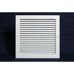 """Grille Tech - 24""""x 18"""" Return Air Grille No Filter"""