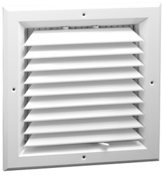 Ceiling Grille 1 Way W/Ob CL1OB-12X12