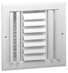 Ceiling Grille 3 Way W/Ob CL3OB-14X14