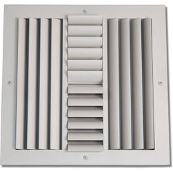Ceiling Grille 4 Way CL4M-12X8