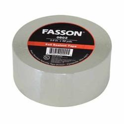 Alum Tape 2 Inch. 2Mil