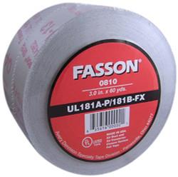 """2.5""""X60Yd. Aluminum Tape"""