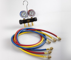 Manifold R22/R-410 & R-404 MBHP5