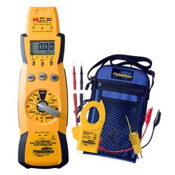Meter W/Capacitance/Ac/Dc HS35LT