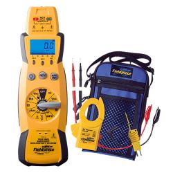 Meter W/Capac./Ac/Dc/ Light HS36