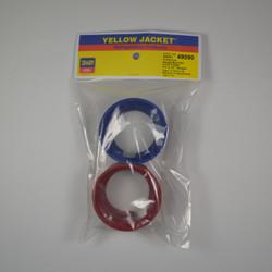 Set Red/Blue Gauge Boot 49090