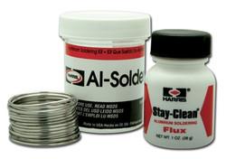 Aluminum Solder Kit AL-SOLDER500