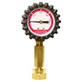 "Acetylene Mc"" Test Gauge TGCMC"