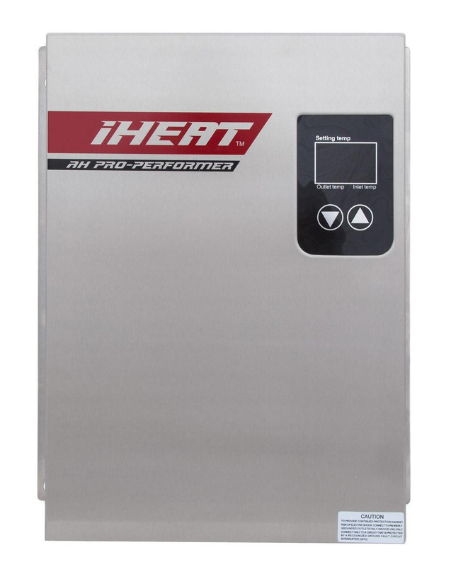 American Heat Ahs16d Tankless Water Heater Saez