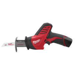 Milwaukee - M12 Hackzall Recip Saw Kit