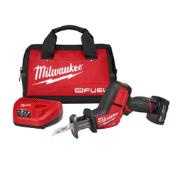 Milwaukee - M12 FUEL HACKZALL Recip Saw Kit