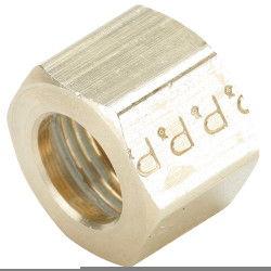 "Parker Hannifin - 1/2"" Compression Nut"