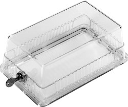 "US Motors - 8-1/3""x4-5/8""x3-5/8"" Plastic TSTAT Cover"