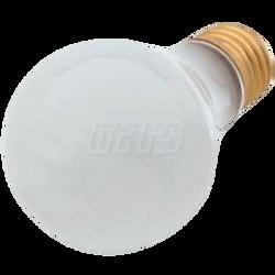Mars - 75 Watt Rough Service Bulb 130V