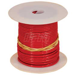 Mars - 12 Gauge Red 15' Stranded Copper Wire